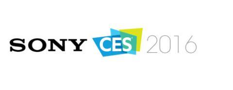 Sony toont nieuwe producten tijdens CES 2016 Las Vegas