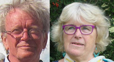 Ulf Klarén och Karin Fridell Anter