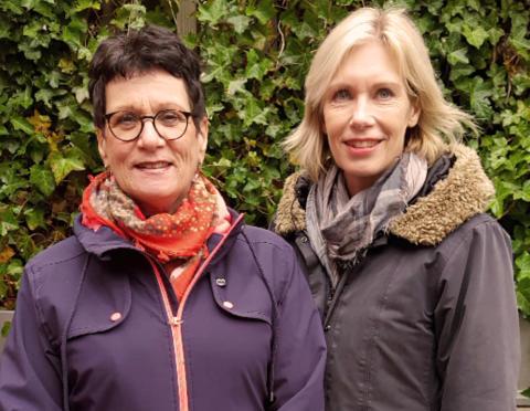 Carina Svensson, förbundsordförande