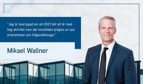 Mikael Wallner summerar uthyrningsåret 2020