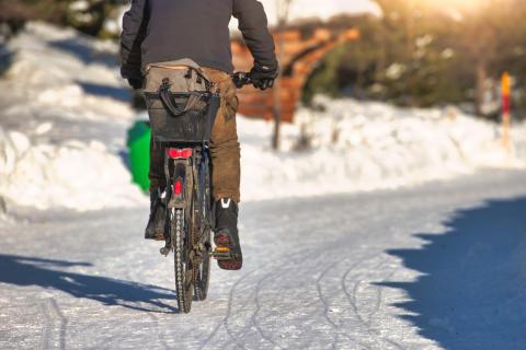 Vintercyklingens dag på fredag