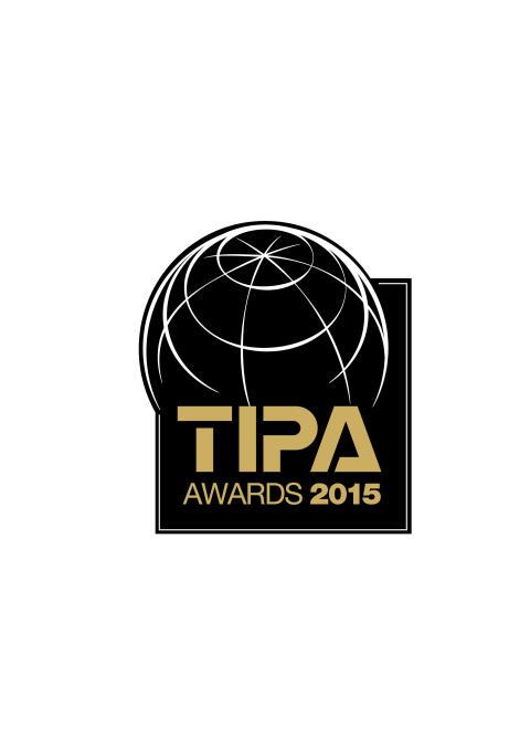 Alpha 5100_TIPA Awards 2015 Logo
