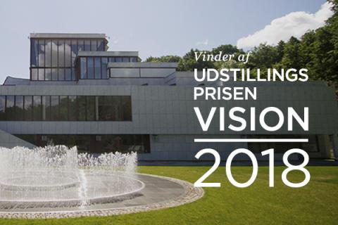 Kunsten i Aalborg vinder Udstillingsprisen Vision 2018 med udstilling om det moderne arbejdsliv