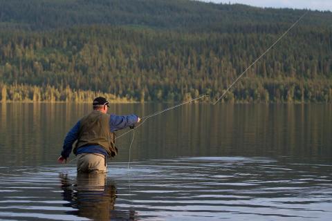Pressinbjudan: Länsfiskekonferens i Tällberg