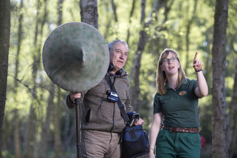 Center Parcs launches the first real Twitter feed