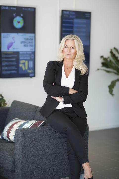 Anna Bauer, Business Director, om sina tankar kring nuläge och framtid på Scandinavian XPO