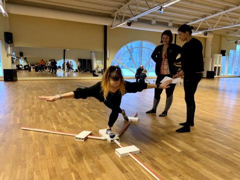 Landets första idrottsfysiologprogram startar i Umeå