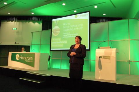 Karen Lynas, Deputy MD of NHS Leadership Academy