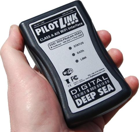 PilotLINK wireless AIS gateway for next generation pilotage