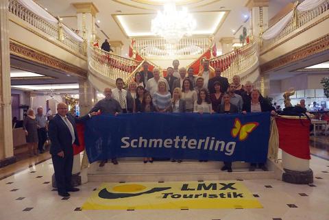 Web-Bild: Erfolgsgarantie Schmetterling Top Partner-Treffen