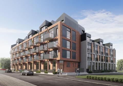 Bygger lägenheter i centralt läge i Malmö
