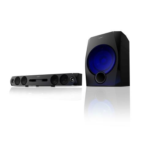 Brachialer Sound: die neue Soundbar HT-GT1 von Sony bringt jede Party in Schwung
