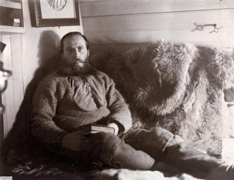 Otto_Sverdrup_Photo_Fridtjof Nansen