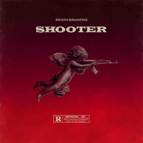 """Simon Samaeng släpper nya singeln """"Shooter"""" från kommande debut-EP!"""