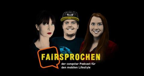 FAIRsprochen Podcast von congstar zum integrativen Charakter von Gaming