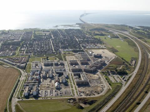 WSP hjälpte Hyreshem Malmö att miljöcertifiera en hel stadsdel