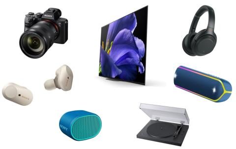 Tech The Halls with Gifts from Sony