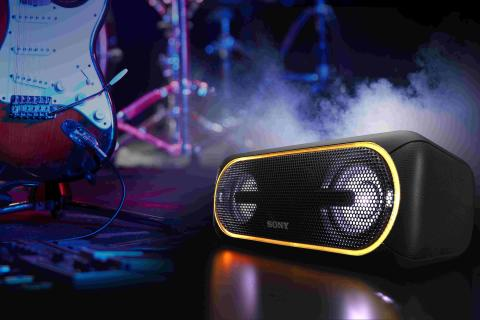 Partizz bárhol a Sony EXTRA BASS™ vezeték nélküli hangszórókkal és fejhallgatókkal