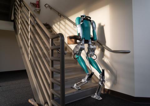 Ford kjøper nyutviklede roboter – for effektiv og billigere varelevering