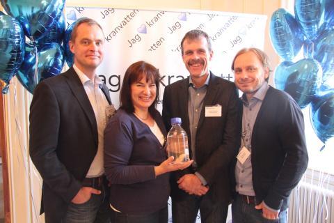 Motala finalister i Kranvattentävlingen 2015