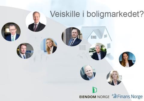 PRESSEINVITASJON: Boligkonferanse den 7. november 2017 med blant andre Øystein Olsen (Norges Bank), Christian V. Dreyer (Eiendom Norge) og Idar Kreutzer (Finans Norge).