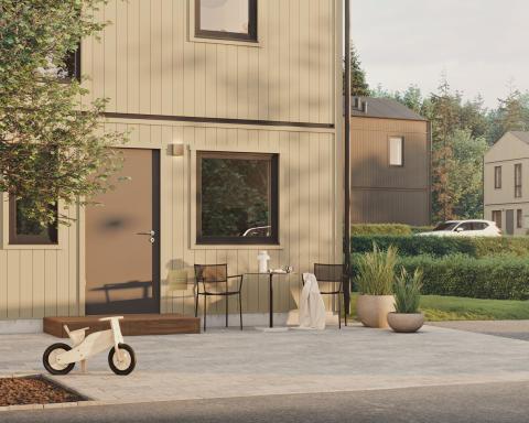 Bostadsprojektet Brf Opal i Sollentuna slutsålt