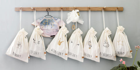 StyleMyWeek™ - Pretty little pouches for stress-free mornings