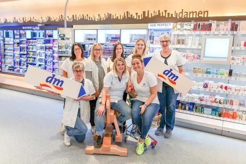 Erster dm-Markt in Bad Wildbad öffnet seine Türen
