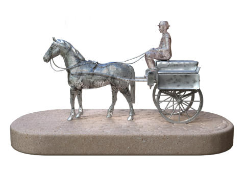Have your say on Larne town centre sculpture