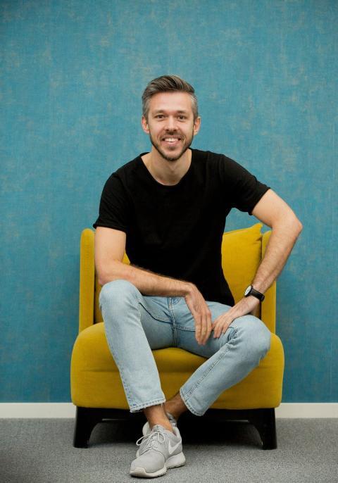 Tobias Ahlin - designern bakom Minecraft och Spotify