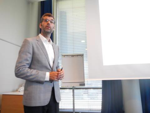 Seniorrådgiver Konrad Pütz