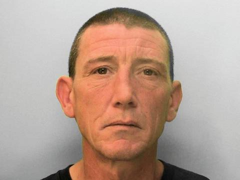 Brighton man who stole from elderly woman caught on video