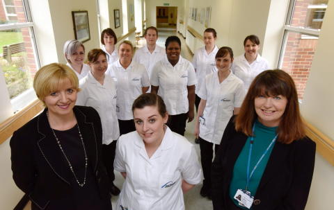 North East showcases pioneering course at national nursing conference