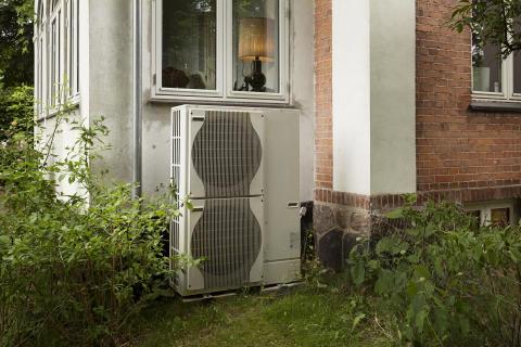 Ny standard for varmepumper skal sikre energieffektivitet