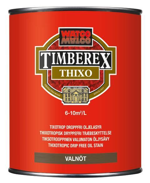 Timberex Thixo oljelasyr