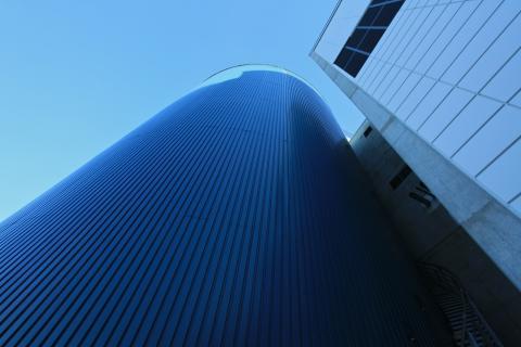 Byens blå batteri