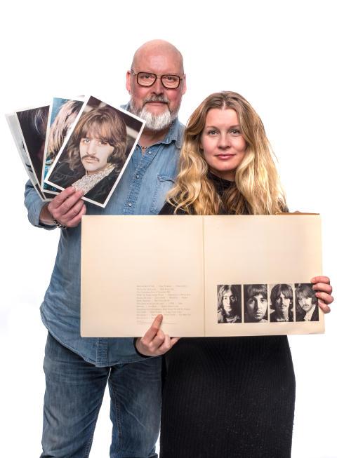 Ronny Svensson och Pernilla Andersson