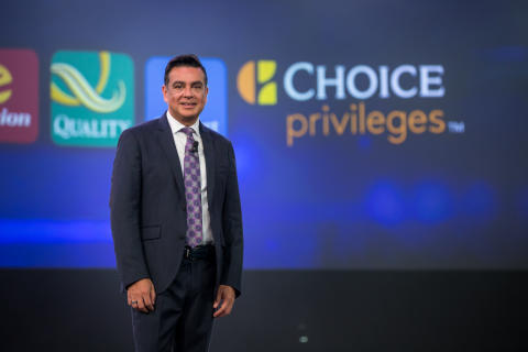 Choice Hotels European Convention 2017 held in Valencia