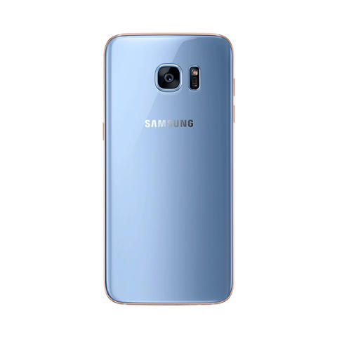 Galaxy S7 edge_Blue Coral_Back
