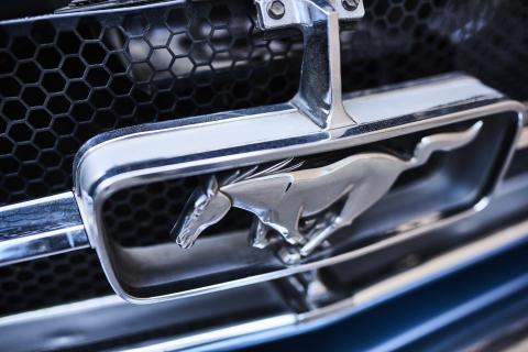 Ford Mustang klokke 2017 (4)