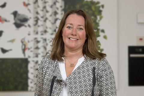 Eva Vidholm, Hallen är  invald i Norrmejeriers styrelse