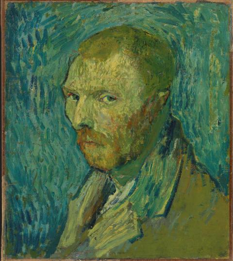 Bekrefter at Nasjonalmuseets maleri av Vincent van Gogh er ekte