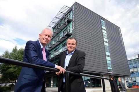 Sandyford strengthens City Centre campus