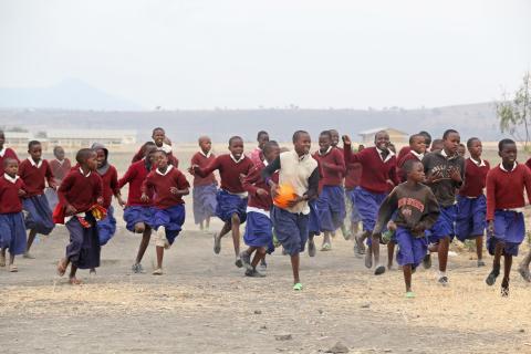 Huge fall in FGM among girls across Africa