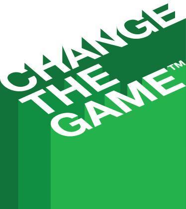 Stort intresse för lördagens Change the game