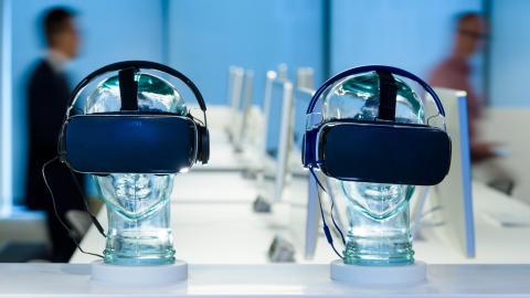 Visa Innovation Center VR
