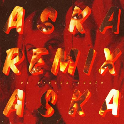 Klara & Jag släpper remix av Aska – producerad av Viktor Norén