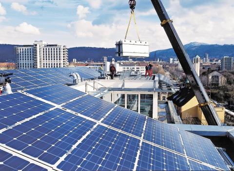Mit dem Frühling beginnt die Photovoltaik-Saison