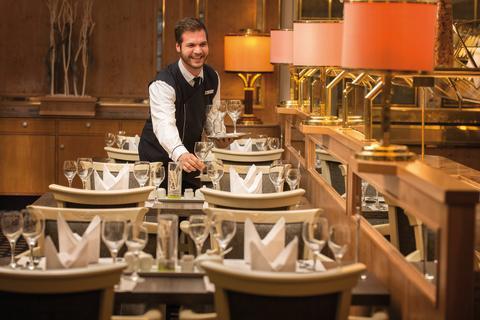 Maritim Hotel Stuttgart Restaurant Reuchlin