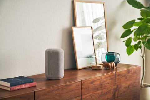 Die neuen kabellosen Lautsprecher SRS-RA5000 und SRS-RA3000 von Sony bringen modernen Hörgenuss ins Haus